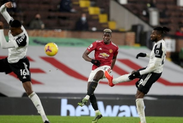 Fulham 1-2 Man Utd: 5 talking points as Paul Pogba stunner sends United back to top spot - Bóng Đá