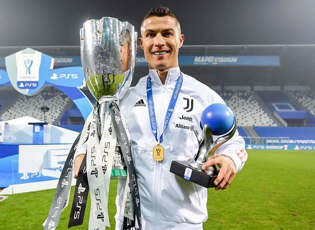 Ronaldo sống ảo - Bóng Đá