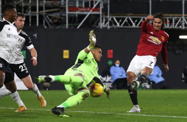Fulham - Man Utd - Bóng Đá