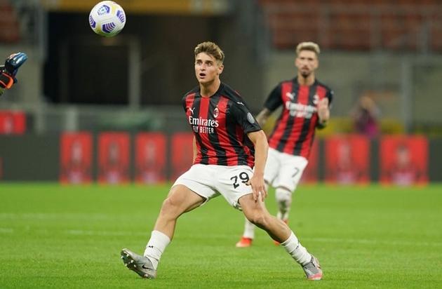 CHÍNH THỨC: Lorenzo Colombo rời AC Milan - Bóng Đá