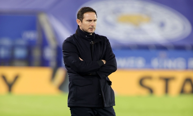 Chelsea's sacking of Frank Lampard could win them the Champions League - Bóng Đá
