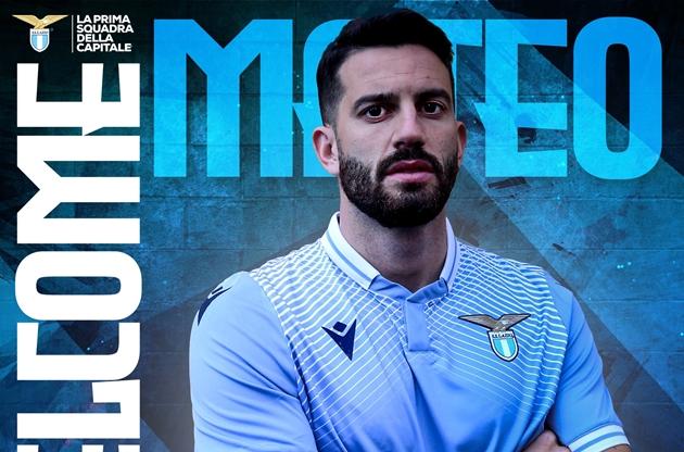 CHÍNH THỨC: Mateo Musacchio gia nhập Lazio - Bóng Đá