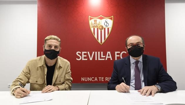 CHÍNH THỨC: Papu Gomez đến Sevilla - Bóng Đá