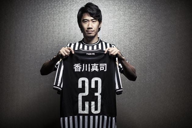 Shinji Kagawa ra mắt PAOK - Bóng Đá