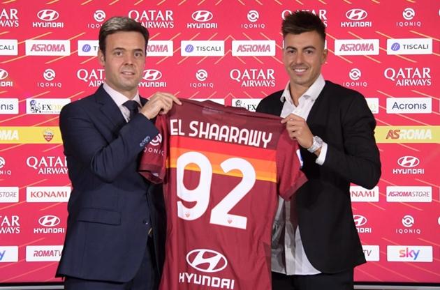 CHÍNH THỨC: El Shaarawy trở lại Roma - Bóng Đá