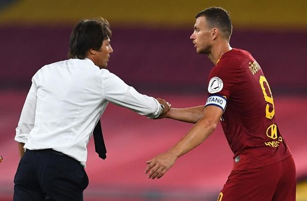 Conte lên tiếng về vụ Sanchez-Dzeko - Bóng Đá