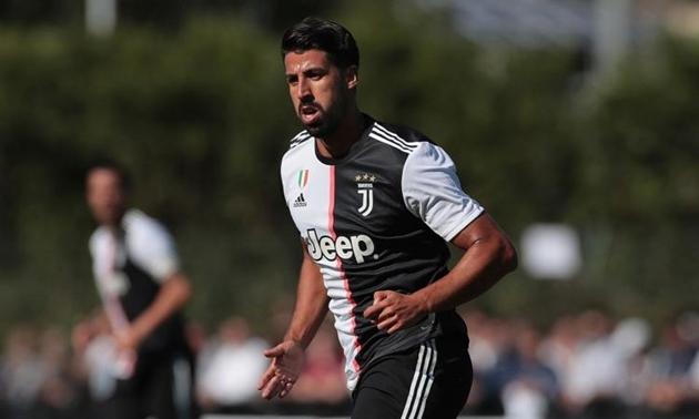 Nỗi đau của Juve: Sami Khedira - Bóng Đá