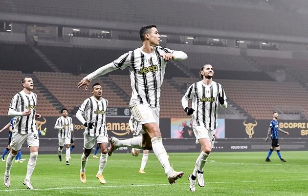 5 điểm nhấn Inter - Juve - Bóng Đá