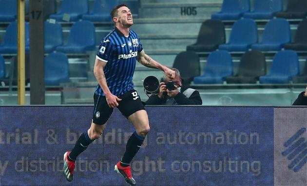 Atalanta: Dẫn trước 3-0 sau 21 phút và cái kết - Bóng Đá