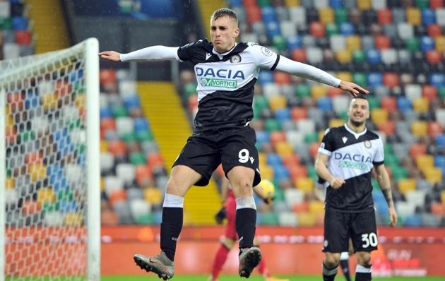 Đội hình tiêu biểu vòng 21 Serie A - Bóng Đá