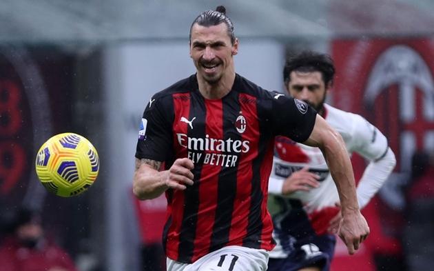 Paolo Maldini để ngỏ khả năng Ibra gia hạn với Milan - Bóng Đá