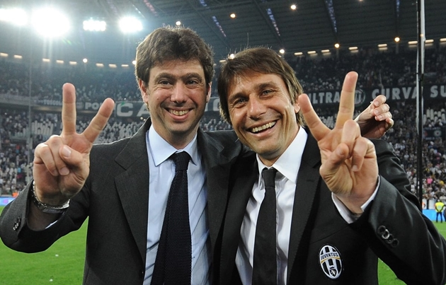 Why the relationship between Conte and Agnelli has become so harsh? - Bóng Đá