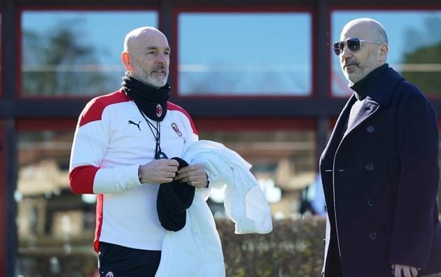 AC Milan tập - Bóng Đá