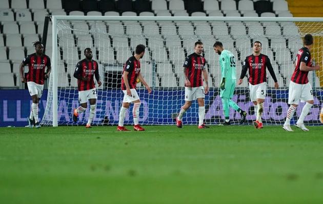 Ibra bật khóc khi Milan thua thảm - Bóng Đá