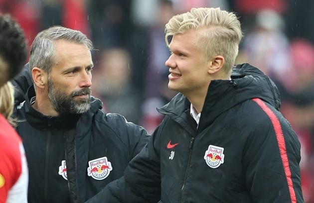 Marco Rose làm HLV Dortmund - Bóng Đá
