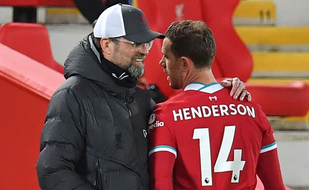 'It's not good' - Klopp provides gloomy update on Henderson injury after Liverpool loss to Everton - Bóng Đá