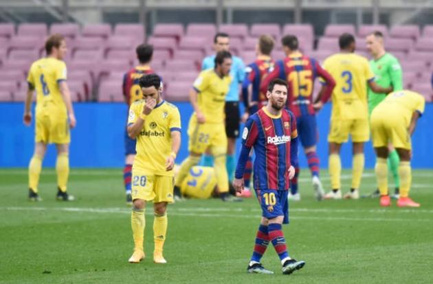 Kiểm soát bóng 81%, Barca vẫn mất điểm - Bóng Đá