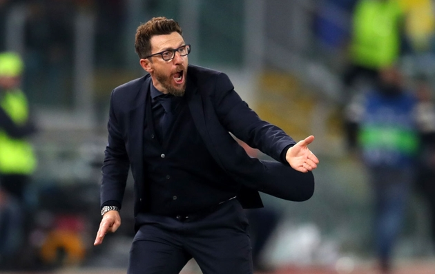Eusebio Di Francesco bị sa thải - Bóng Đá
