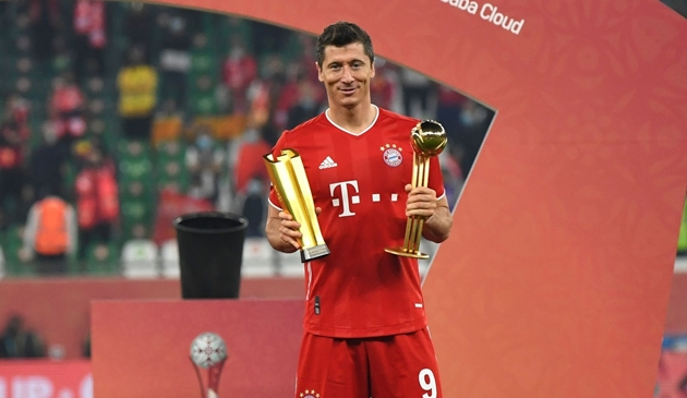 Lazio-Bayern: Chờ đợi màn so tài Immobile - Lewandowski - Bóng Đá