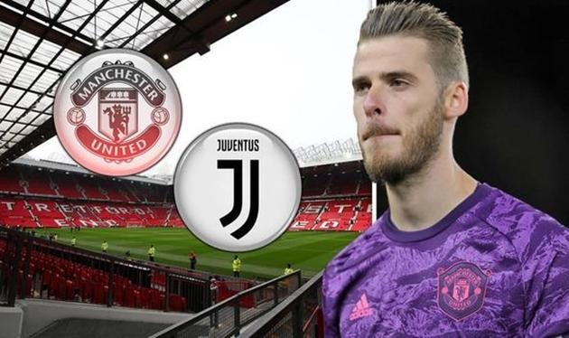Đã rõ lý do Juventus quyết gây sốc với De Gea? - Bóng Đá
