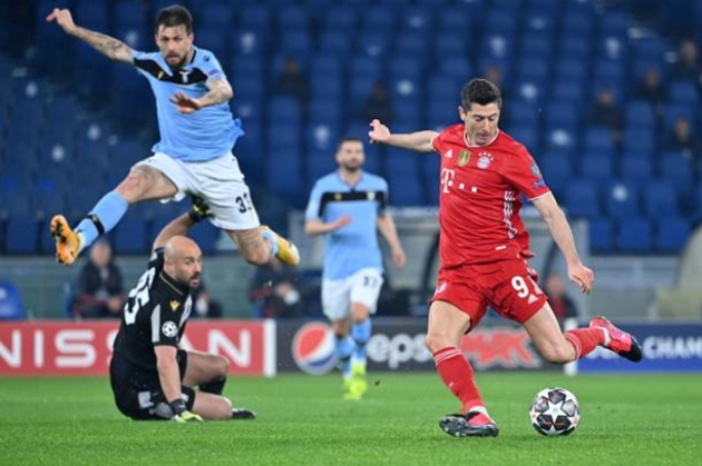 Lazio - Bayern Munich - Bóng Đá