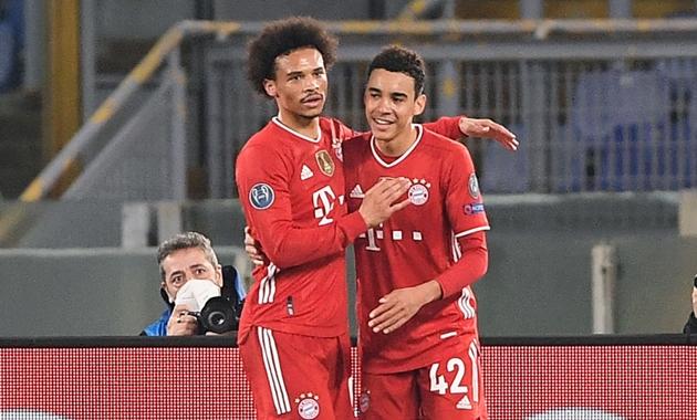 5 điểm nhấn Lazio - Bayern - Bóng Đá