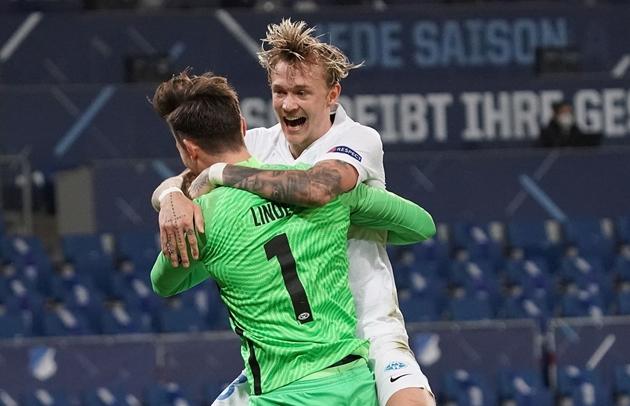 4 cái tên xuất sắc nhất lượt về vòng 1/16 Europa League - Bóng Đá