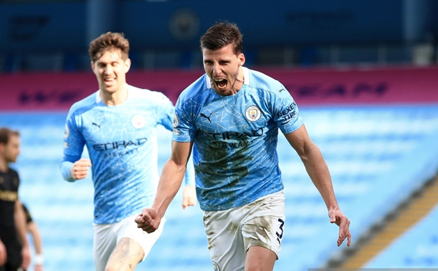 DIAS: I'VE NEVER SEEN A HUNGER TO WIN LIKE CITY'S! - Bóng Đá