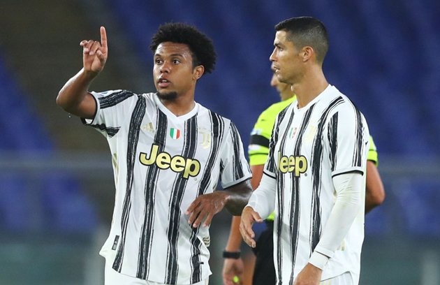 Juventus mua đứt McKennie - Bóng Đá