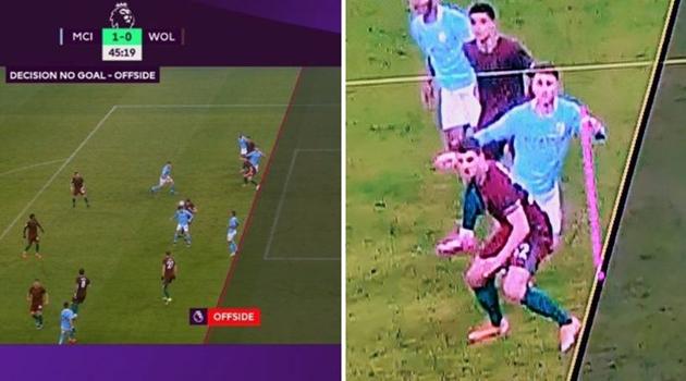 Gary Lineker mocks Man City disallowed goal against Wolves - Bóng Đá