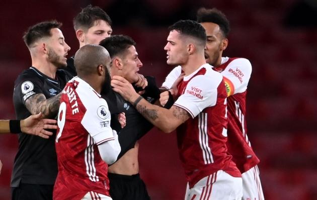 Burnley - Arsenal - Bóng Đá