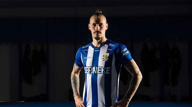 Marek Hamsik joined Goteborg - Bóng Đá