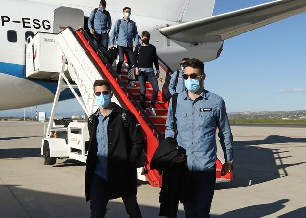 Atalanta đến Madrid - Bóng Đá
