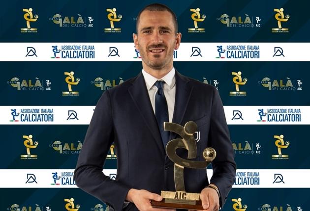 Đội hình tiêu biểu Serie A 2019-2020 - Bóng Đá