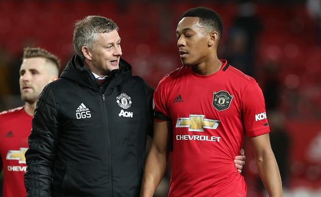 Man Utd sẽ hưởng lợi nếu để Martial đến 3 đội bóng này. - Bóng Đá