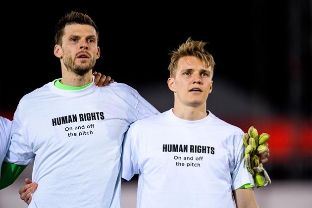 Ý nghĩa thông điệp của đội tuyển Na Uy - Bóng Đá