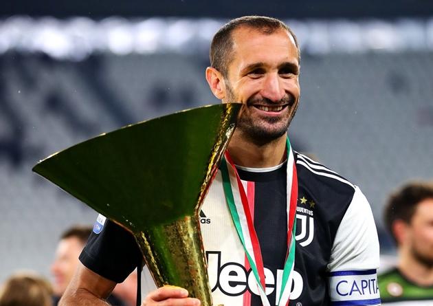 Chiellini nói về Juventus và Pirlo, Prandelli - Bóng Đá