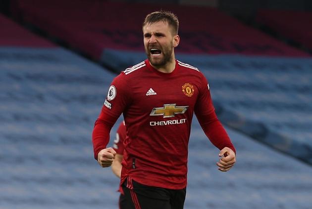 England boss Gareth Southgate praises Luke Shaw - Bóng Đá