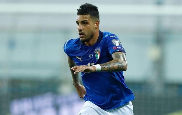 Đội hình Italia chạm trán Bulgaria: