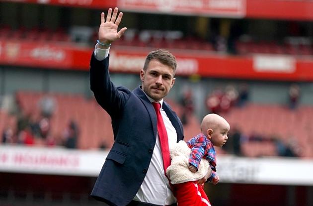 Ramsey về Palace hoặc West Ham - Bóng Đá