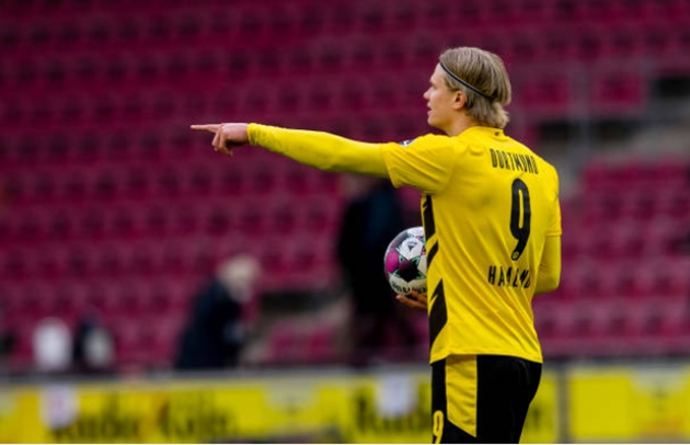 Man Utd shirt numbers available to Erling Haaland as transfer talks held this Friday - Bóng Đá