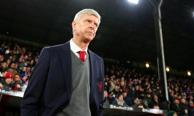 Wenger muốn thay đổi luật việt vị - Bóng Đá