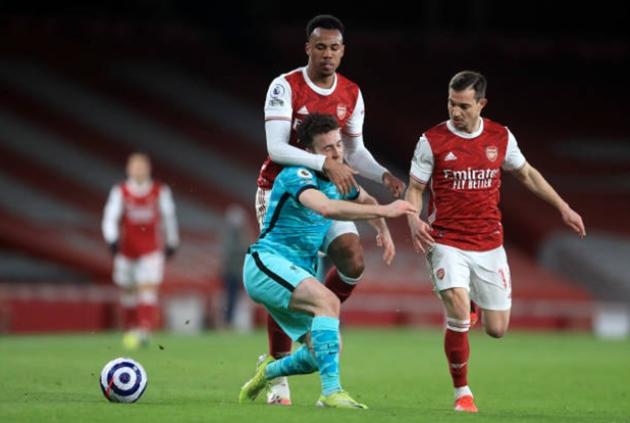 Điểm nhấn Arsenal 0-3 Liverpool - Bóng Đá