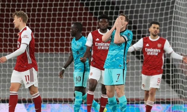 Arsenal - Liverpool - Bóng Đá