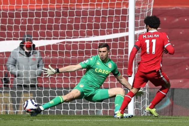 TRỰC TIẾP Liverpool 0-0 Aston Villa (H1): Diogo Jota ra sân ngay từ đầu - Bóng Đá
