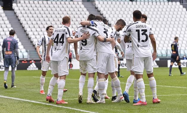 Juve 3-1 Genoa - Bóng Đá