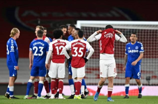 Arsenal: Quên EPL đi, giờ là thời điểm cho Europa League - Bóng Đá