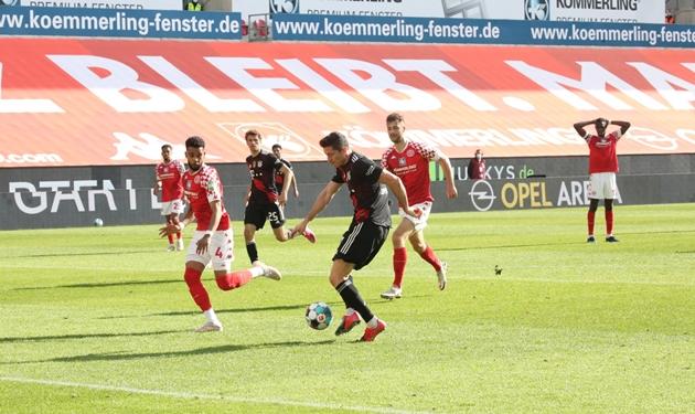Bayern thất bại - Bóng Đá
