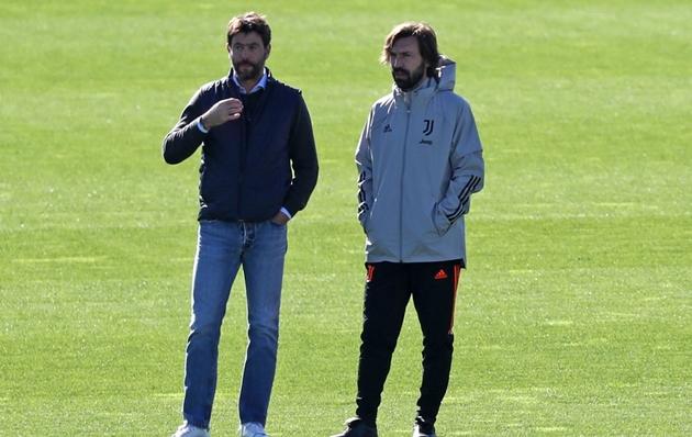 Pirlo nói vế Agnelli sau thất bại ở Super League - Bóng Đá