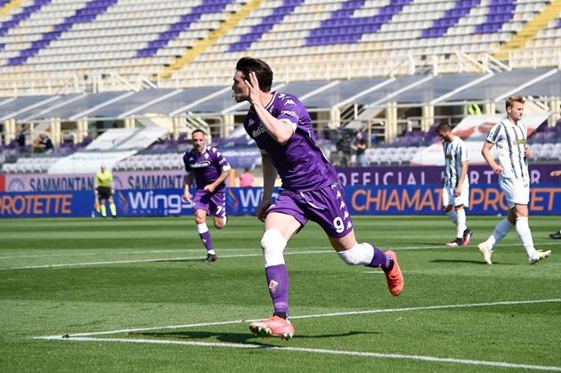 Fiorentina 1-1 Juventus - Bóng Đá